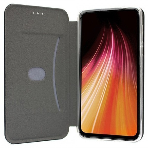 Чехол-книжка для Xiaomi Redmi Note 8 Pro Experts Winshell, черный - фото3