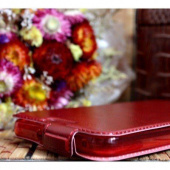 Чехол-блокнот Experts Slim Flip Case LS для Explay Fresh, красный - фото3