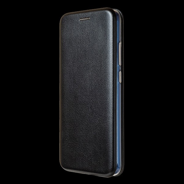 Чехол-книжка для Xiaomi Mi 9 Lite Experts Winshell, черный - фото