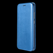 Чехол-книжка для Xiaomi Mi 9 Lite Experts Winshell, синий - фото
