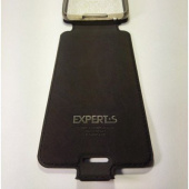 Чехол для Samsung Galaxy Grand Prime (G530) блокнот Experts Slim Flip Case LS, черный